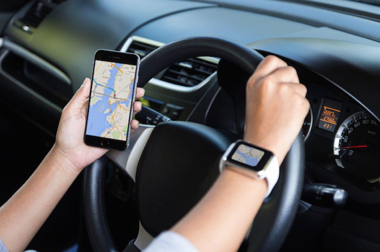 Eco friendly carpooling app